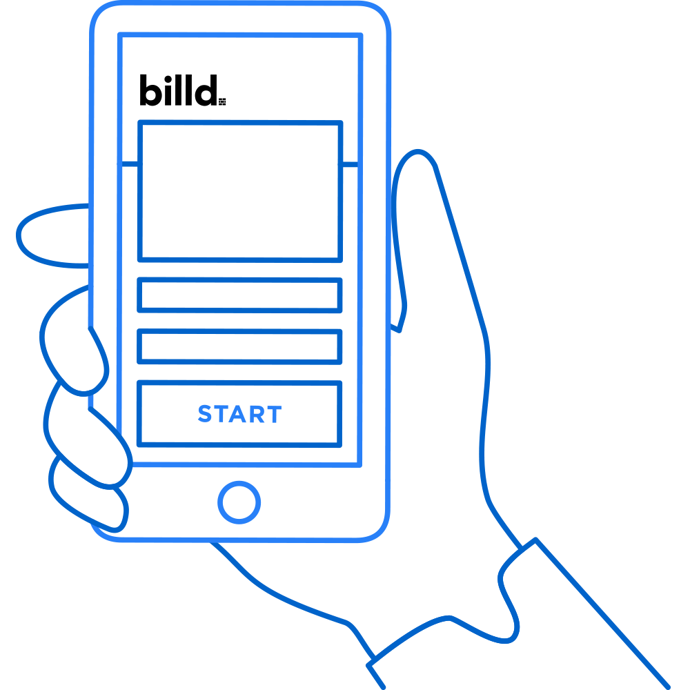 mobile-friendly billd payment solution